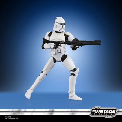 Picture of Star Wars Vintage Collection Figuras 10 cm 2020 Wave 1  Clone Trooper (Episode II)