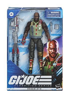 Picture of G.I. Joe Classified Series Figuras 15 cm 2020 Wave 1 Roadblock