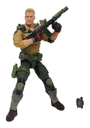 Picture of G.I. Joe Classified Series Figuras 15 cm 2020 Wave 1 Duke