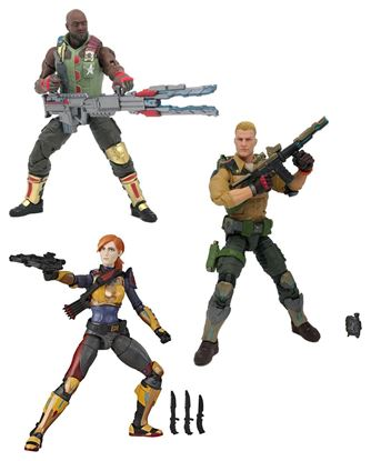 Picture of G.I. Joe Classified Series Figuras 15 cm 2020 Wave 1