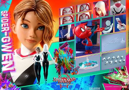 Picture of Spider-Man: Un nuevo universo Figura Movie Masterpiece 1/6 Spider-Gwen 27 cm RESERVA