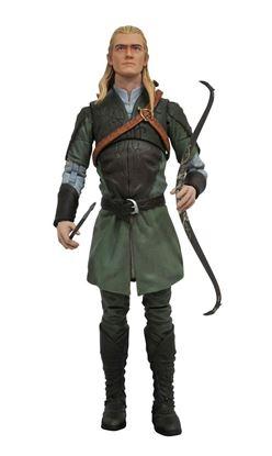 Picture of El Señor de los Anillos Select Figuras 18 cm Serie 1 LEGOLAS