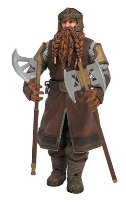 Picture of El Señor de los Anillos Select Figuras 18 cm Serie 1 GIMLI