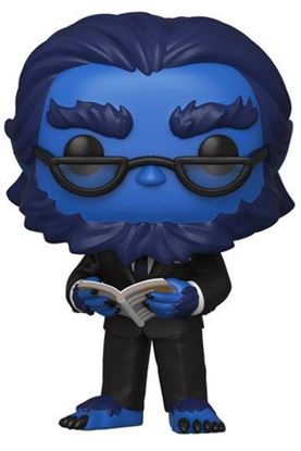 Picture of X-Men 20th Anniversary POP! Marvel Vinyl Figura Beast 9 cm DISPONIBLE APROX: SEPTIEMBRE 2020