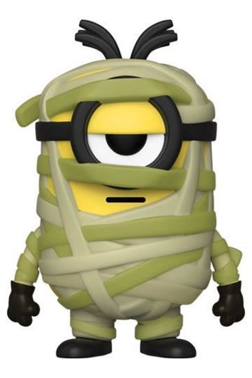 Picture of Minions Figura POP! Movies Vinyl Mummy Stuart 9 cm DISPONIBLE APROX: SEPTIEMBRE 2020