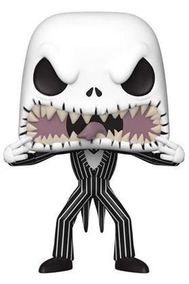 Picture of Pesadilla antes de Navidad Figura POP! Disney Vinyl Jack (Scary Face) 9 cm DISPONIBLE APROX: SEPTIEMBRE 2020