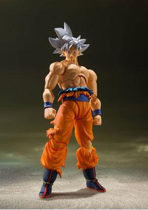 Picture of Dragon Ball Super Figura S.H. Figuarts Son Goku Ultra Instinct 14 cm