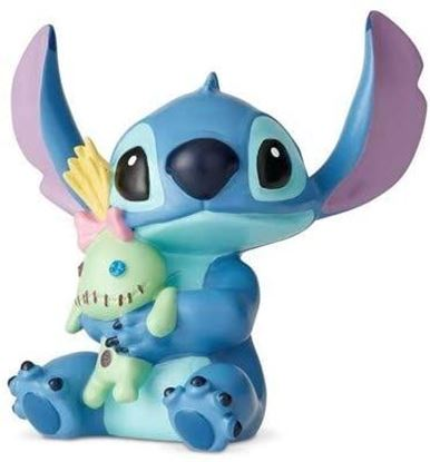 Picture of Disney  Stitch con la muñeca, Resina, Multicolor, Talla Única