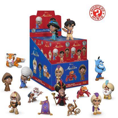 Picture of Aladdin Minifiguras Mystery Minis Serie 3 5 cm PRECIO POR CAJA INDIVIDUAL DE 5CM