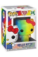 Picture of Pride 2020 Hello Kitty Figura POP! Sanrio Vinyl Hello Kitty (RNBW) 9 cm