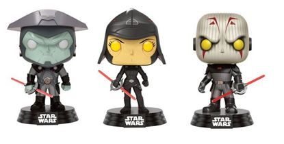 Picture of FUNKO POP PACK INQUISIDORES REBELS