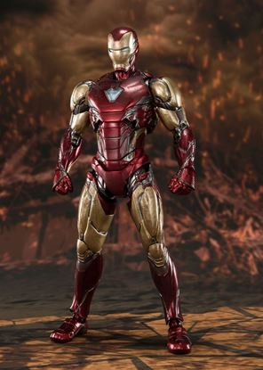 Picture of Vengadores: Endgame Figura S.H. Figuarts Iron Man Mk 85 (Final Battle) 16 cm
