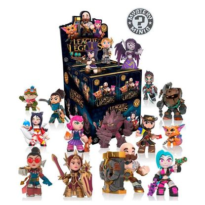 Picture of Mystery Mini League of Legends - 1 Caja