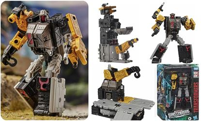 Picture of IRONWORKS FIGURA 15 CM TRANSFORMERS GEN WAR FOR CYBERTRON