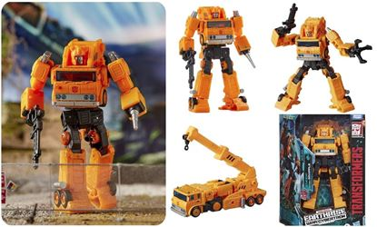 Picture of GRAPPEL FIGURA 15 CM TRANSFORMERS GEN WAR FOR CYBERTRON