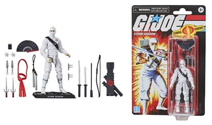 Picture of STORM SHADOWS FIGURA 12 CM GIJOE RETRO SERIES