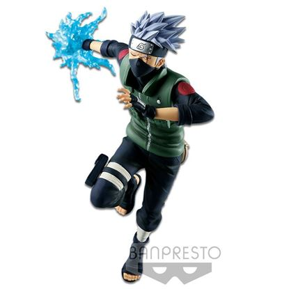 Picture of HATAKE KAKASHI FIGURA 19 CM NARUTO SHIPPUDEN VIBRATION STARS (RE ISSUE)