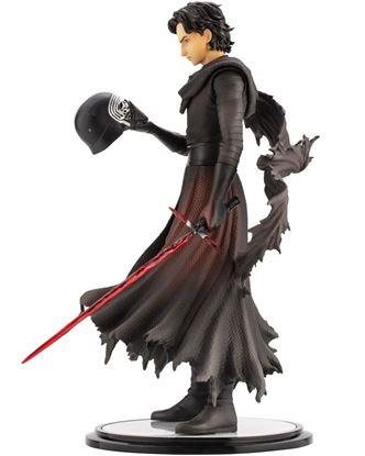 Picture of Star Wars Episode VII Estatua ARTFX 1/7 Kylo Ren Ren Cloaked in Shadows 28 cm