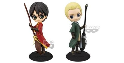 Picture of PACK Q POSKET QUIDDITCH HARRY Y DRACO