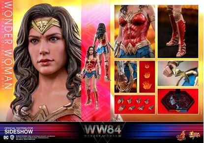 Picture of Wonder Woman 1984 Figura Movie Masterpiece 1/6 Wonder Woman 30 cm
