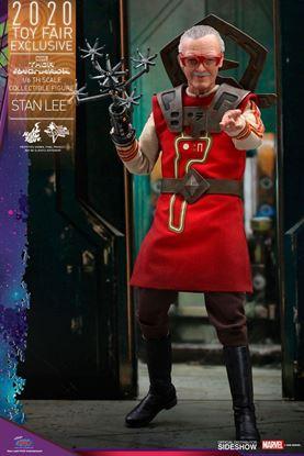 Picture of Thor Ragnarok Figura Movie Masterpiece 1/6 Stan Lee Hot Toys Exclusive 30 cm RESERVA