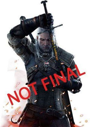 Picture of The Witcher Figura Geralt 30 cm