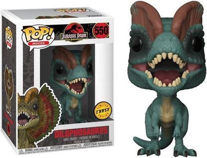Picture of Pop! Dilophosaurus Chase