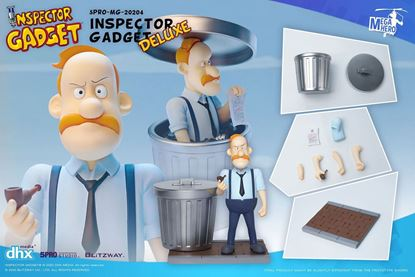Picture of Inspector Gadget Figura 1/12 Mega Hero Quimby 13 cm