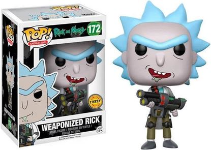 Picture of Pop! Weaponized Rick Chase