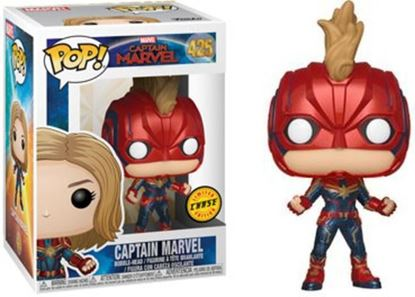 Picture of Pop! Captain Marvel Chase