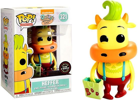 Picture of Pop! Heffer Glow Chase
