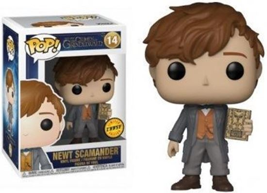 Picture of Pop! Newt Scamander Chase