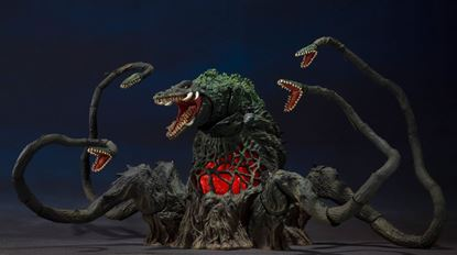 Picture of BIOLLANTE VER. COLOR ESPECIAL FIGURA 19 CM GODZILLA VS BIOLLANTE SH MONSTER ARTS