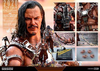Picture of Iron Man 2 Figura Movie Masterpiece 1/6 Whiplash 2020 Toy Fair Exclusive 30 cm
