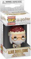 Picture of Harry Potter Llaveros Pocket POP! Vinyl Holiday Albus Dumbledore 4 cm. DISPONIBLE APROX: DICIEMBRE 2020