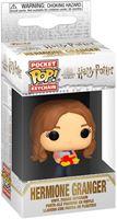 Picture of Harry Potter Llaveros Pocket POP! Vinyl Holiday Hermione 4 cm. DISPONIBLE APROX: DICIEMBRE 2020