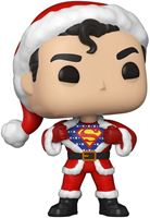 Picture of DC Comics Figura POP! Heroes Vinyl DC Holiday: Superman in Holiday Sweater 9 cm
