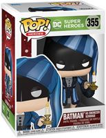 Picture of DC Comics Figura POP! Heroes Vinyl DC Holiday: Batman as Ebenezer Scrooge 9 cm. DISPONIBLE APROX: NOVIEMBRE 2020