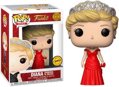 Picture of Pop! Diana Princesa de Gales Chase