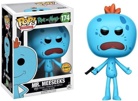 Picture of Pop! Mr. Meeseeks Chase
