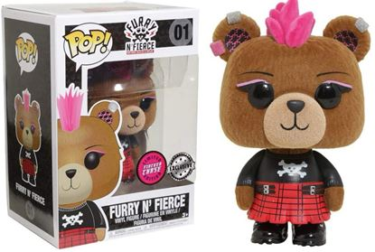 Picture of Pop! Furry N' Fierce Flocked Chase