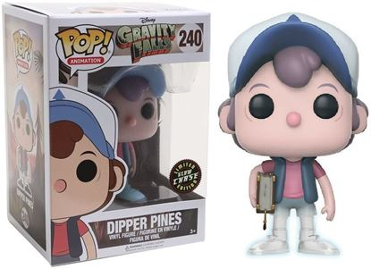 Picture of Pop! Dipper Pines Glow Chase