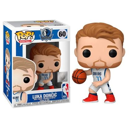 Picture of FUNKO POP NBA DALLAS MAVERICKS – LUKA DONCIC