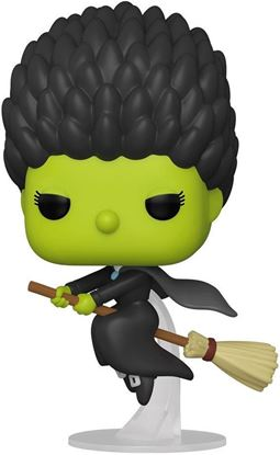 Picture of Los Simpson Figura POP! Animation Vinyl Witch Marge 9 cm