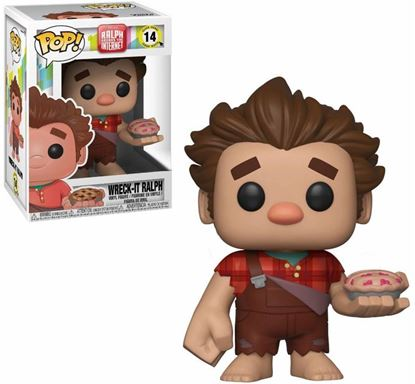 Picture of Wreck-It Ralph 2 POP! Movies Vinyl Figura Wreck-It Ralph Exclusive 9 cm. DISPONIBLE APROX: OCTUBRE 2020