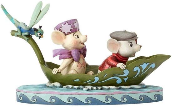 Picture of Figura Bernard & Bianca - Disney Traditions - Jim Shore