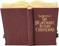 Picture of Figura Libro Pesadilla Antes de Navidad - Disney Traditions - Jim Shore