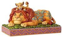 Picture of Figura Mufasa y Simba - Disney Traditions - Jim Shore