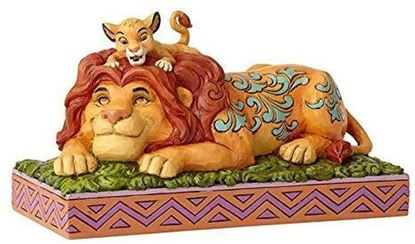 Picture of Figura Mufasa y Simba - Disney Traditions - Jim Shore