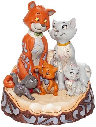 Picture of Figura Aristogatos - Disney Traditions - Jim Shore